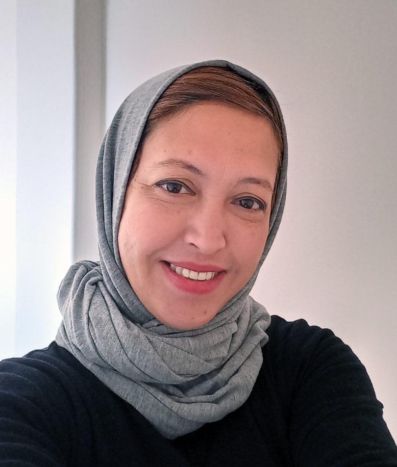 Shameema Samodien